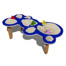 """Песочный столик """"Тысяча островов"""""""