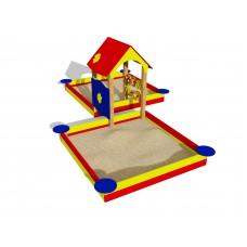 Песочный дворик