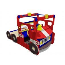 Песочный дворик Пожарная машина