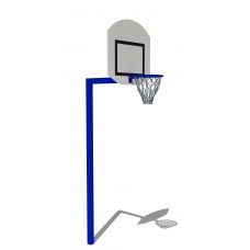 Баскетбольная стойка тренировочная