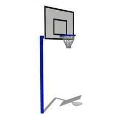 Баскетбольная стойка игровая