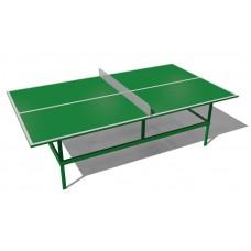 Теннисный стол с перегородкой